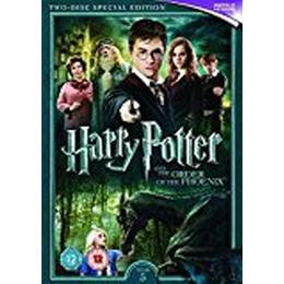 Harry Potter and the Order of the Phoenix (2016 Edition) [Includes Digital Download] [DVD]